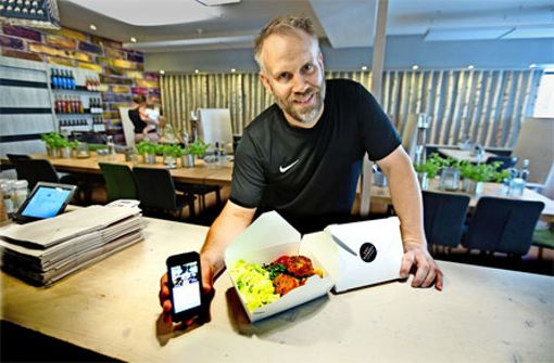 Eine App gegen Lebensmittelverschwendung