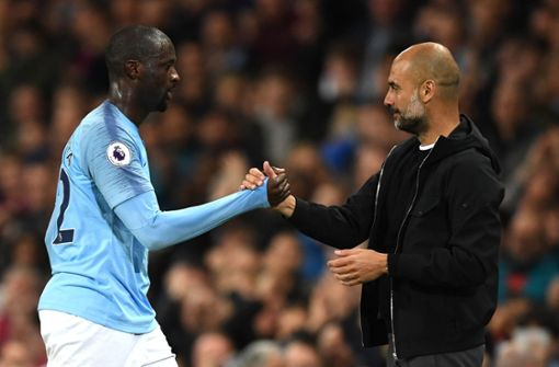 Toure wirft Guardiola Rassismus vor