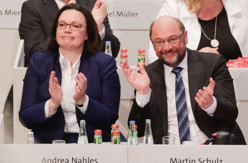 Diese drei Punkte möchte die SPD nachverhandeln