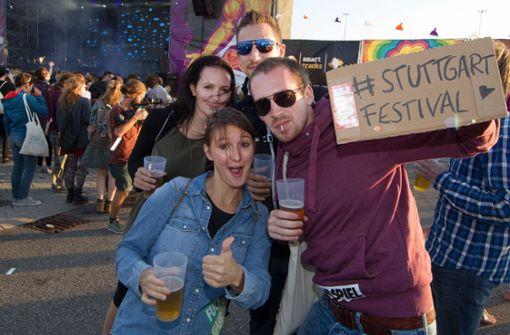Was bei der Stuttgart-Festival-Pleite herauskam