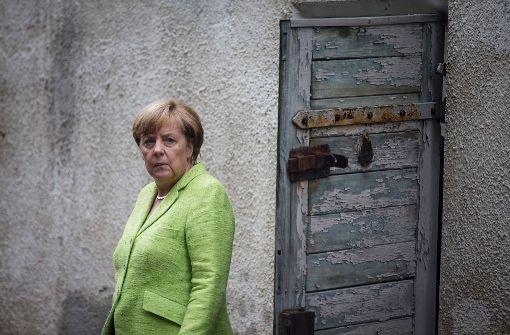 Merkel warnt vor Militäreinsatz