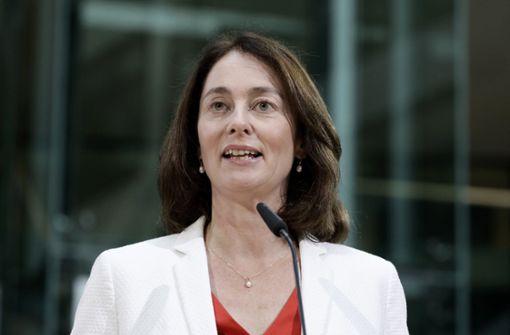 SPD nominiert Katarina Barley als Spitzenkandidatin