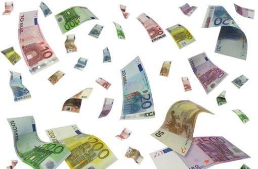 Das Geheimnis des Geldregens