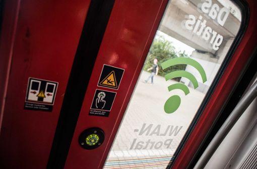 Werbung auf S-Bahnen kommt nicht