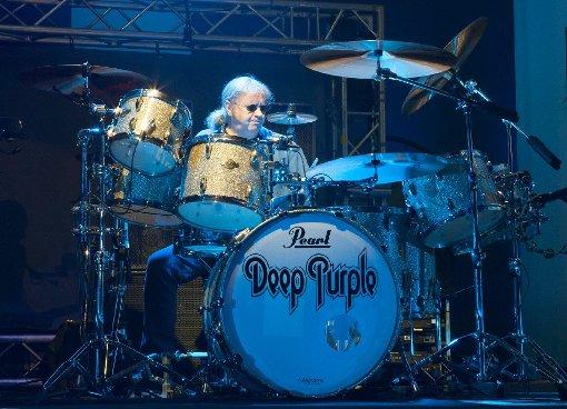 Deep Purple haben am Samstagabend in der Stuttgarter Schleyerhalle den Zuschauern so richtig eingeheizt.br Foto: www.7aktuell.de/Olbrich