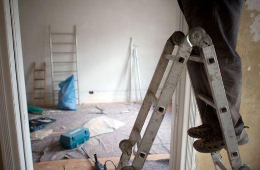 Handwerker  unterschätzen  oft Asbest-Gefahr
