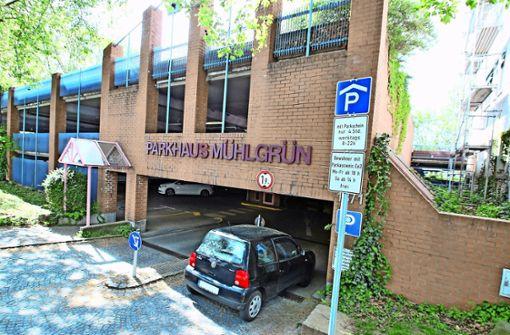 Lösung für Parkplatzproblem in der Altstadt