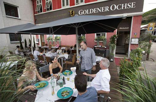 Goldener Ochse in Esslingen