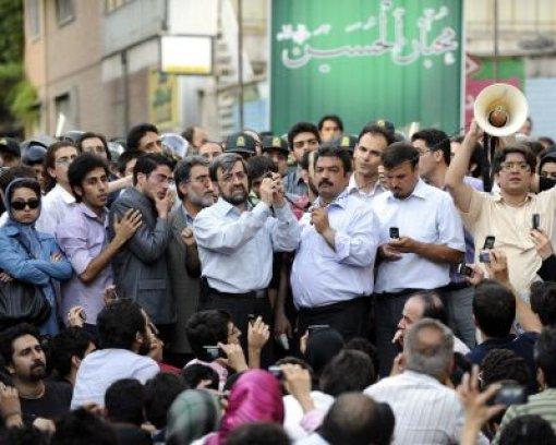 Demonstranten wieder auf der Straße