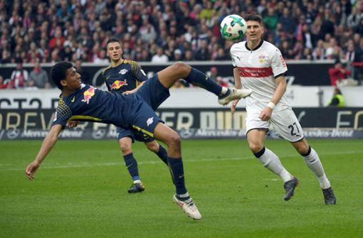 So haben die VfB-Profis gespielt – klicken Sie sich durch unsere Einzelkritik. Foto: dpa