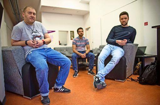 Sozialarbeiter für VfB- und Kickersfans
