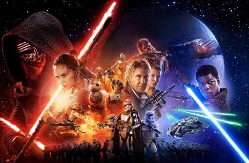 Luke Skywalker fehlt auf neuem Plakat