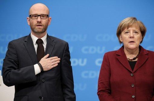 Taubers Vorstoß dürfte mit  Kanzlerin Merkel abgesprochen sein. Foto: dpa