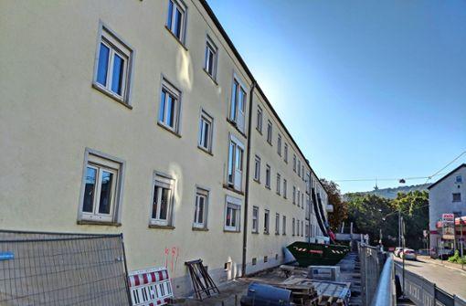 Moderner Wohnraum in alter Hülle