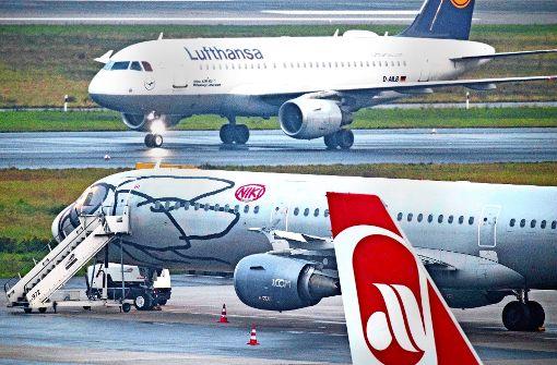 Lufthansa geht auf EU zu