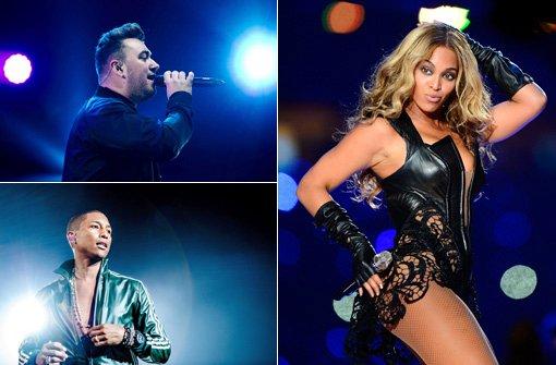 Diese Künstler hoffen auf einen Grammy