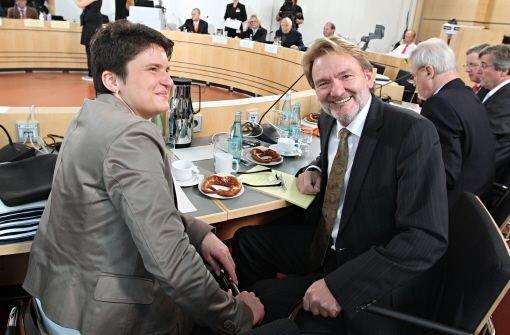 Grüne appellieren an Tanja Gönner