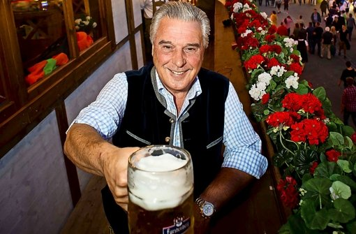 Der Bayer mit dem badischen Bier