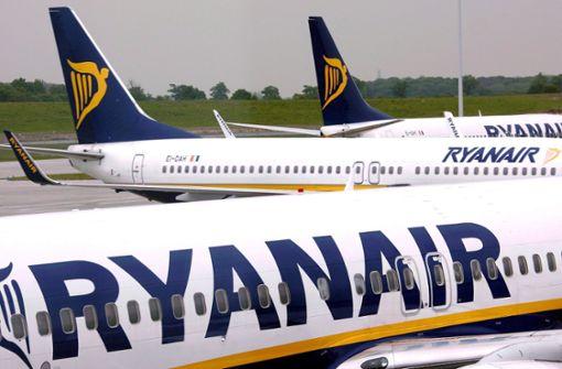 Bislang keine Ryanair-Flüge im Südwesten abgesagt
