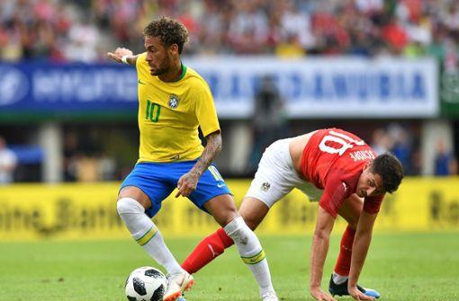 Neymar will mit Brasilien in Russland den ganz großen Wurf landen. Foto: AFP