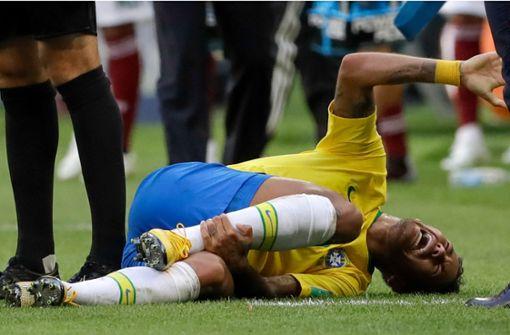 Neymar – Schmerz lass' nach!