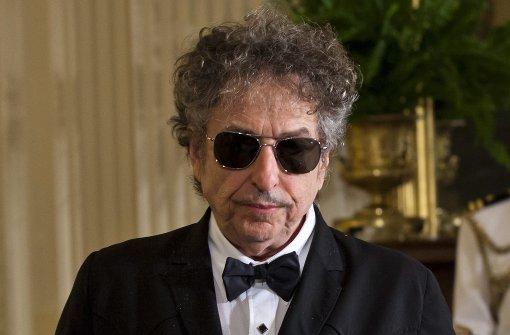 Bob Dylan nimmt Auszeichnung an - und kommt vielleicht nach Stockholm