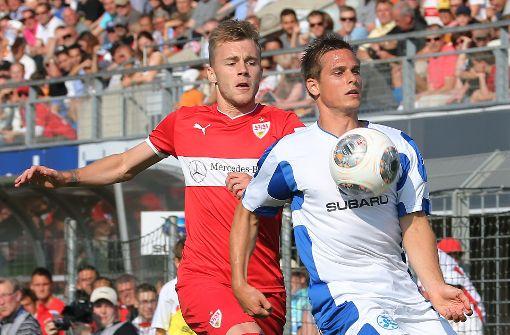 Kickers empfangen VfB