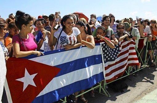 Trotz der Öffnung: Die Menschenrechtslage auf Kuba verschärft sich. Foto: EFE