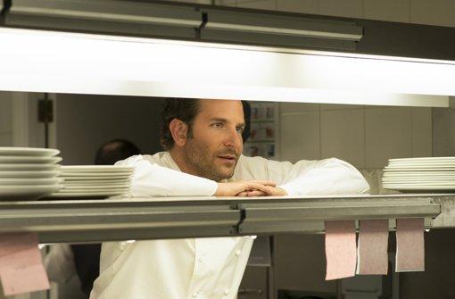 Als Koch nervt Bradley Cooper