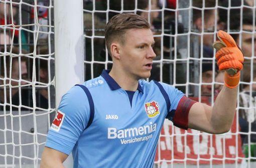 Tor: Bernd Leno. Geburtsort: Bietigheim-Bissingen. Länderspiele: 14 (U21), 6 (A-Nationalelf). Vereine: Bayer 04 Leverkusen (aktuell), VfB Stuttgart. Foto: Pressefoto Baumann