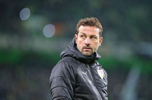Der VfB will die Wende noch vor Weihnachten