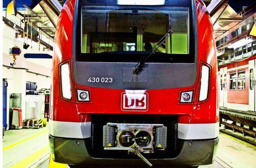Land gibt 106 Millionen Euro für neue S-Bahnen