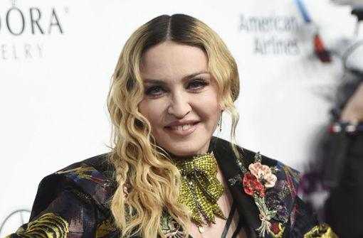 Pop-Ikone Madonna dreht Film über schwarze Ballerina