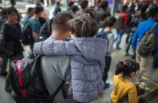 Bundesregierung erwartet 40.000 Flüchtlinge