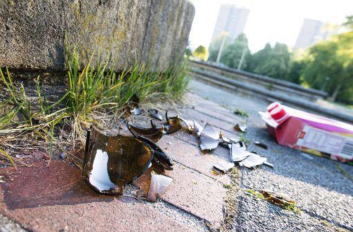 Uni geht gegen Müll vor