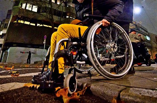 Anerkennung für den Behindertenbeauftragten