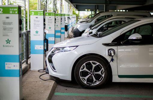 25900 Zweitwagen könnten elektrisch fahren