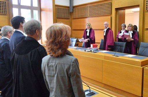 Stuttgart-21-Gegner scheitern erneut vor Gericht