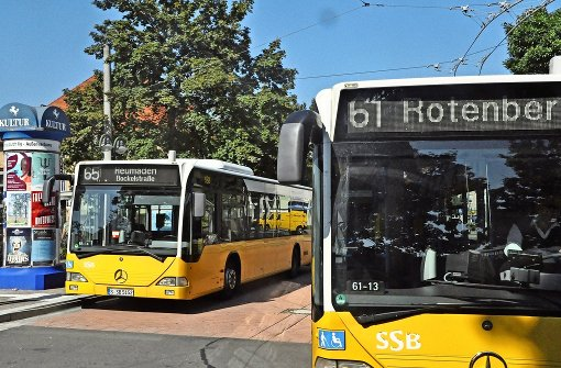 Um die Busanbindung wird immer noch gerungen. Foto: Linsenmann