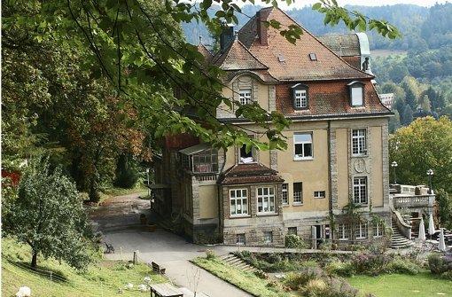 Villa Franck, konzipiert von den Stuttgarter Architekten Schmohl und Staehelin. Foto: Stadt Murrhardt
