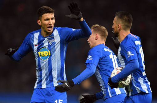 Berlin muss beim VfB auf Jungstar Marko Grujic verzichten