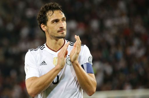 Spieler der Nationalmannschaft bedanken sich bei Fans