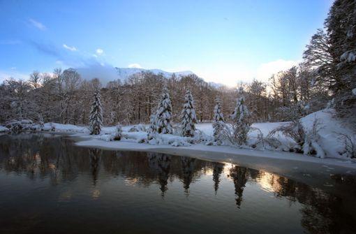 Dezember könnte wärmer als üblich werden