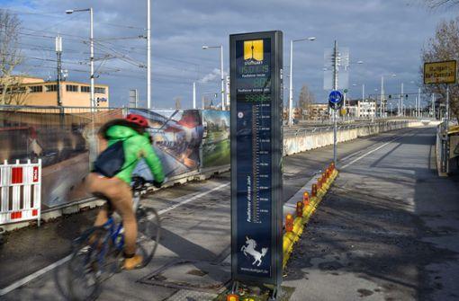 Der Radverkehr wächst immer schneller