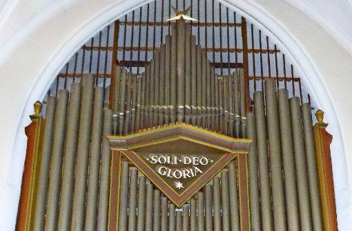 Gemeindefest im Zeichen der Orgel