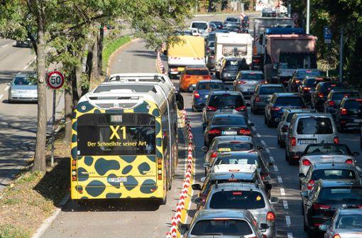 Euro-5-Fahrverbot am Neckartor für Gericht unvermeidlich