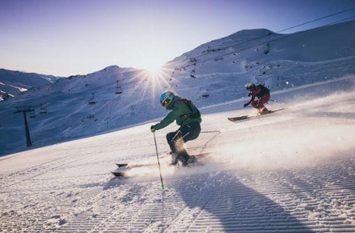 Skifahren im größten Skigebiet des Zillertals