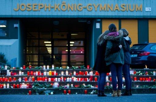 Schule in Haltern trauert um Opfer