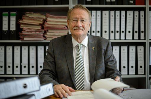 Wolfgang Drexler verlässt den Landtag