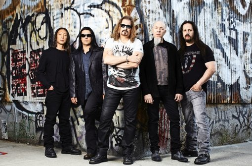 Dream Theater kommt nach Ludwigsburg